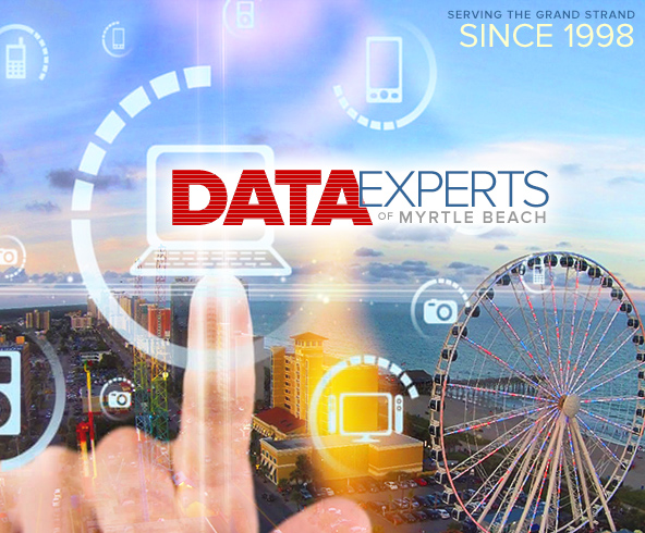 Providing Computer Networking and Consulting Since 1998 - Data Experts of Myrtle Beach